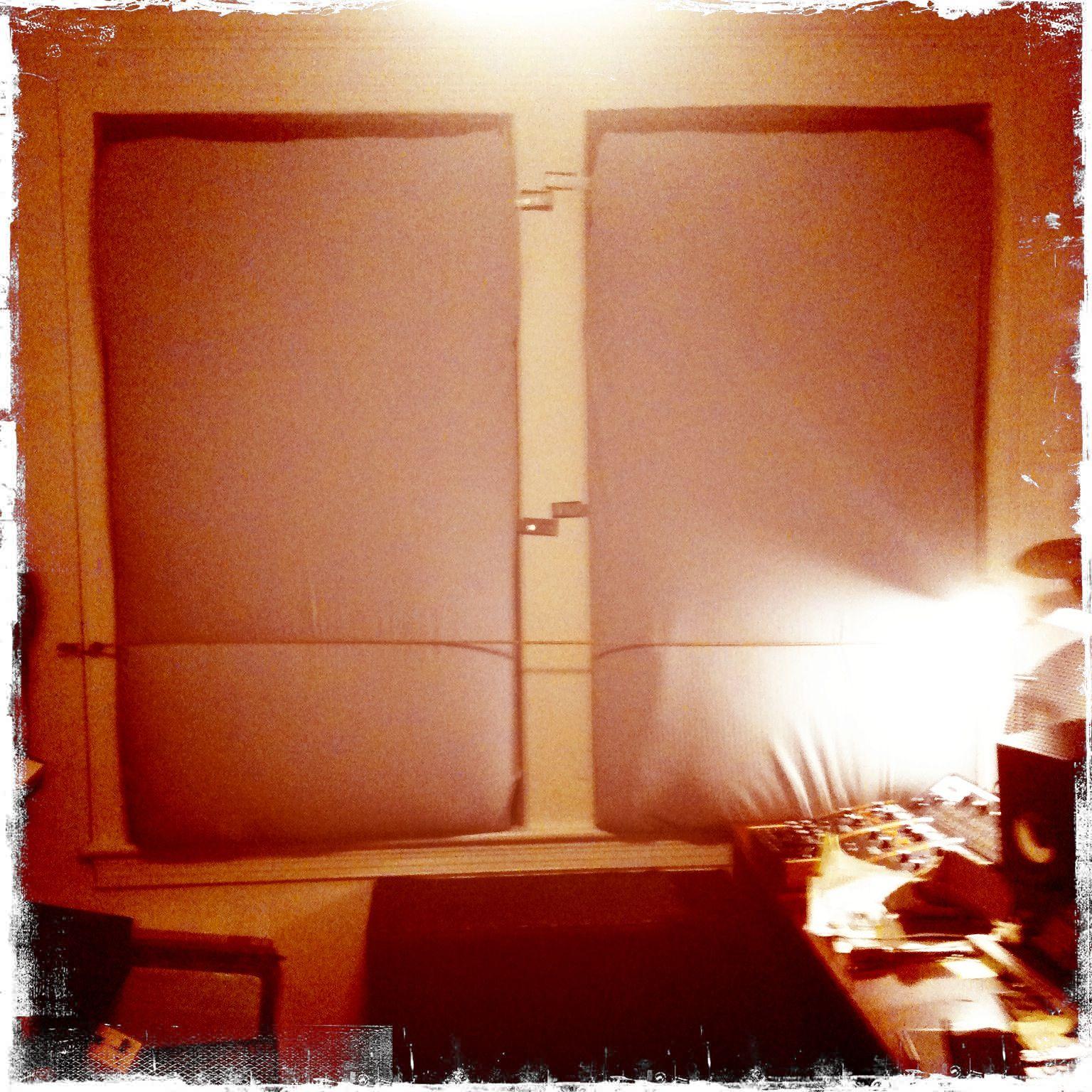 Diy Window Plugs Arch Frenemy